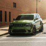 Jeep Grand Cherokee Trackhawk Velgen Wheels VF5