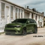 Jeep Grand Cherokee Trackhawk Velgen Wheels VF5 (7)