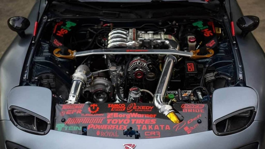 13B Mazda